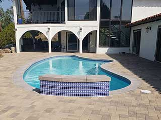 Pool and Decks | Pillars & Pavers Laguna Niguel, CA
