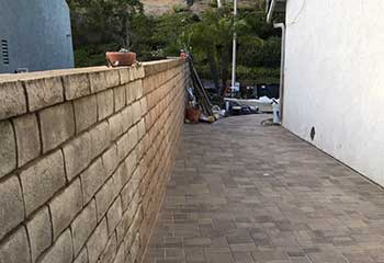 Retaining Wall | San Juan Capistrano | S&P Home Work