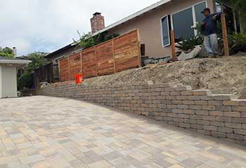 Retaining Wall | Lake Forest
